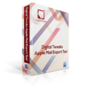 Digital Tweaks Export Apple Mail to Outlook 2011 1.0