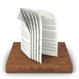 Create Booklet for Mac
