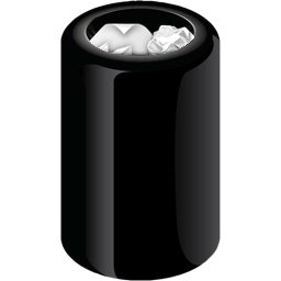 Mac Pro Trash Icon