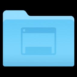 mac os x folder icons