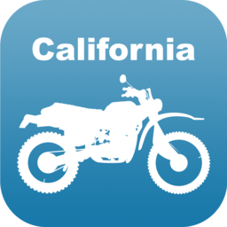 CA Motorcycle Permit Test