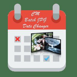 CM Batch JPG Date Changer For Mac