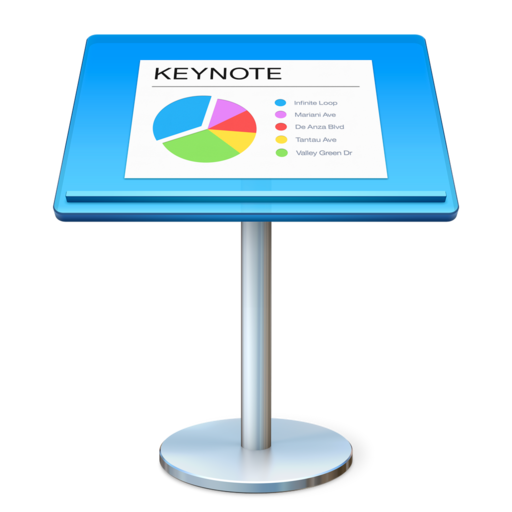 keynote gratis mac