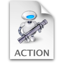Add Google Analytics Action