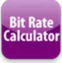 Bit Rate Calculator