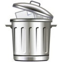 how to delete time machine backups from trash