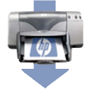 HP DeskJet Patch